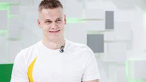 Plaukikas Danas Rapšys: apie rekordus, trofėjus ir ateities iššūkius