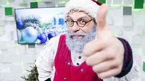 Senelis Kalėda – apie pašėlusį gruodį, vaikų norus ir gyvenimą, kai nusivelka kostiumą