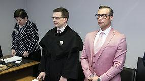 Andrius Kandelis Vilniaus apylinkės teisme