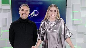 Monika Marija ir Mantas Jankavičius – apie unikalų projektą ir meilę šaliai