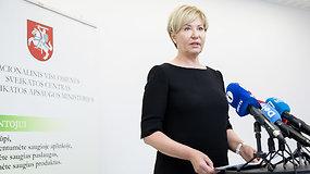 R.Lingienė: per praėjusią parą – 7 nauji COVID-19 atvejai ir 14 įmonėje Kaune