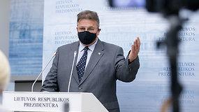 Reaguoja į padėtį Baltarusijoje: šaukiama Europos Vadovų Taryba, sankcijų sąrašas jau rengiamas