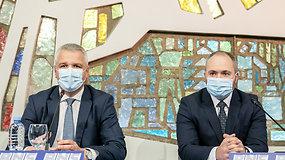 Išrinktas Lietuvos Seimas: komentuoja Darbo partijos atstovai