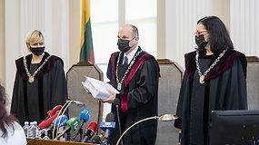Istorinis įvykis – paskelbtas Sausio 13-osios bylos nuosprendis