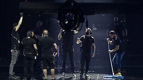 """""""Eurovizijos"""" žurnalistų prognozės """"The Roop"""": pagyros atlikėjui, bet pirmos vietos nežada"""