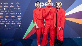 """Šalį suvieniję """"The Roop"""" ir prizų įteikimas """"Eurovizijos"""" nugalėtoją atspėjusiems skaitytojams"""