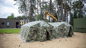 Seimo kontrolierius apie sienos su Baltarusija statybas: čia tikriausiai bus politinis sprendimas