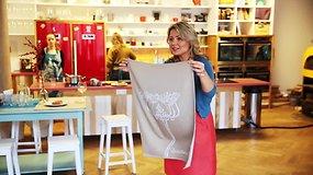 """Beata Nicholson pristatė """"Beatos virtuvės"""" kolekciją namams"""