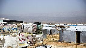 #paskuipabėgėlius Libane: šalis, kurioje vos ne kas antras gyventojas yra karo pabėgėlis