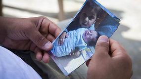 #paskuipabėgėlius Libane: stovyklose gimusių vaikų gyvybėms gresia pavojus