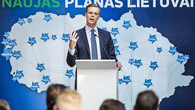 G.Landsbergis: A.Butkevičiaus Vyriausybės kanceliarijoje dirba 270, o A.Kubiliaus – 170