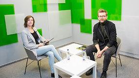 15min studijoje – naujų tradicinės lietuvių virtuvės skonių beieškantis Alfas Ivanauskas