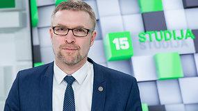 L.Kukuraitis paaiškino, kaip dirbančiuosius paveiks nauja pensijų reforma