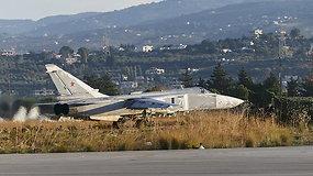 Numušto Rusijos lėktuvo pilotas Konstantinas Murachtinas kaltina Turkiją