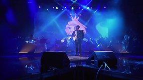 """Martynas Levickis generalinėje """"Classic Live Show"""" repeticijoje Klaipėdoje"""