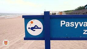 Kas naujo šią vasarą laukia prie jūros?