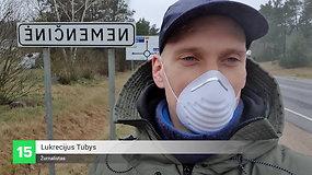 Vyriausybė nusprendė uždaryti Nemenčinę:  kai kurie vietiniai sunkiai rinko žodžius