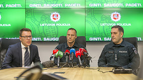 Kauno policijos korupcijos skandalo tyrimas išsiplėtė už Lietuvos sienos ribų