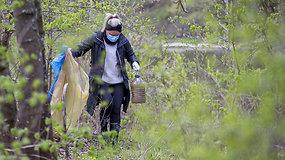 """Sugrįžo akcija """"Darom"""" : kaip žmonės sutiko naujoves ir kiek užteršėme gamtą per pandemiją?"""