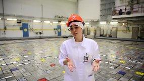 Uždaryta Ignalinos atominė elektrinė iš vidaus: kodėl iki šiol čia dirba šimtai žmonių?