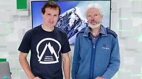 Sausakimšas Everestas – sugedusios visuomenės atspindys: dėl asmenukės rizikuojama gyvybe