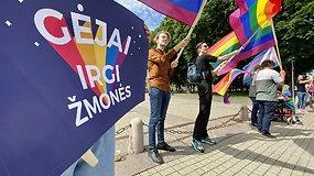 LGBT bendruomenė ragina prezidentą solidarizuotis – kviečia prisiminti neištesėtą pažadą