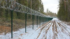 Latvija ir Estija atsitveria nuo Rusijos tvoromis