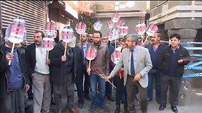 Turkijoje nušautas kurdų advokatas