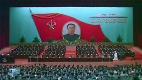 Šiaurės Korėjos komunistų partija netenka savo populiarumo