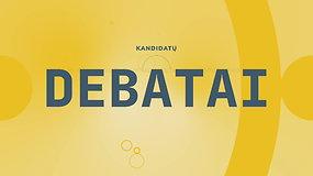 Seimo rinkimų debatai: Šalčininkų-Vilniaus rinkimų apygarda (III)