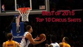 Beprotiškiausių NBA epizodų dešimtukas