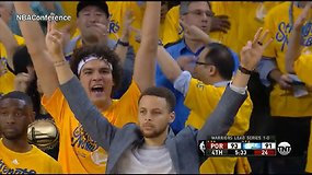 """Warriors"" – ""Trail Blazers"" (2 rungtynės)"