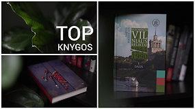Rugsėjo TOP knygos: nuo istorijų apie Vilnių iki H.Murakami apsakymų ar konfliktų Balkanuose