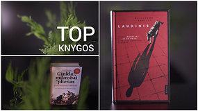 Lapkričio TOP 13: knygų antplūdis artėjant šventėms