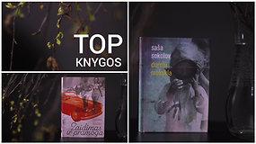 Kovo knygų TOP: istorijos ir savo patirčių tyrinėjimai