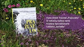 """L.Katkus pristato knygą H.U.Treichel """"Pražuvėlis"""", kuri šių metų – geriausių verstinių knygų penketuke"""