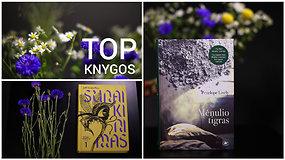 Knygų TOP: kokią literatūrą pasirinkti vasaros atostogoms