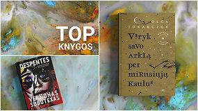 Knygų TOP 11: nuo Vietnamo karo, šių laikų analizės iki literatūros ir muzikos magijos