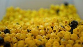 """""""LEGO"""" išgyvena pirmąją krizę per daugiau nei dešimt metų"""