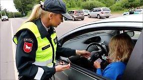Savaitgalį Kauno apskrityje – masinė neblaivių vairuotojų kontrolė