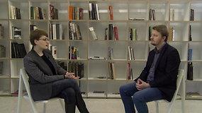 """""""Apie ką negalima kalbėti"""" su literatūrologe Jūrate Čerškute"""
