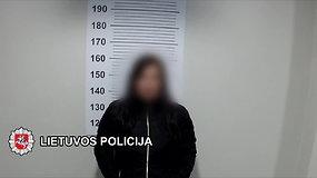 Nufilmuota Klaipėdoje sulaikyta pora su padirbtais eurais