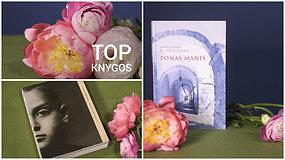 Ką skaityti šį mėnesį: balandžio TOP 7