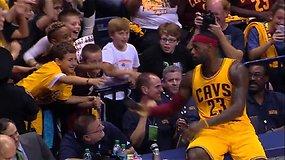"""Draugiškos rungtynės: """"Cavaliers"""" – """"Hawks"""""""