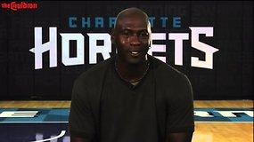 Michaelo Jordano žinutė Kobe Bryantui