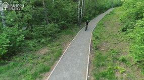 """""""Bajorų parkas"""" – unikalus kvartalas miškų apsuptyje"""