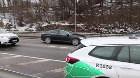 Kauno apskrities policijos atliekamos patikros