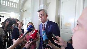 Prokuroro Justo Lauciaus komentaras dėl Vilniaus apygardos teismo nuosprendžio