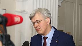 Prokuroras komentuoja teismo atmestą skundą suimti R.Kurlianskį: tai turės įtakos tyrimo taktikai