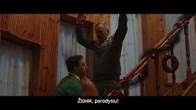 Kodėl geriausiam Lietuvos aktoriui Giedriui Savickui išbėrė pažastis?